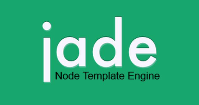 Jade: a clean, whitespace-sensitive template language for writing HTML